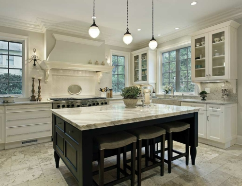 Grey is the New White: What's Trending in Kitchen Design