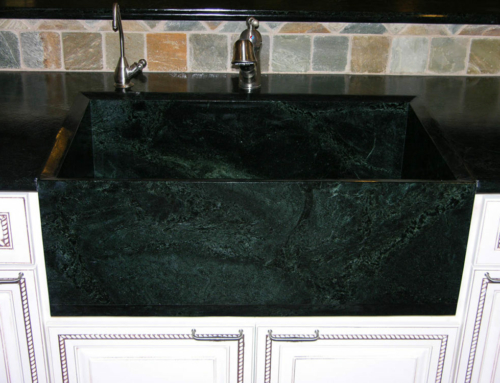 The Difference Between Soapstone and Marble