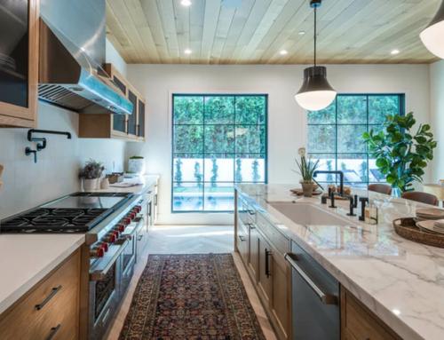 Luxury Kitchen Countertop Materials
